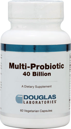 Multi Probiotic 40 billion replaces Otho Biotic