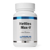 Nettles Max-V 250mg  by Douglas Labs 60 Capsules