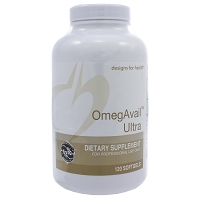 OmegAvail Ultra by Designs for Health 120 Softgels