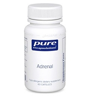Adrenal by Pure Encapsulations 60 Capsules