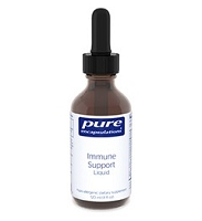 Immune Support Liquid by Pure Encapsulations 120ml (4oz)