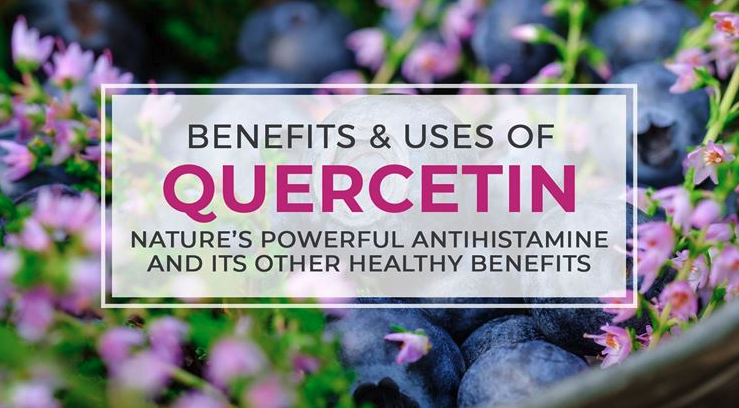 Quercetin benefits banner