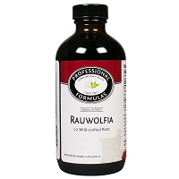 Rauwolfia by Professional Formulas 4, 8 or 16 oz.