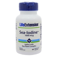 Sea Iodine by Life Extension 60 Capsules