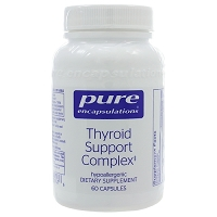 Thyroid Support Complex by Pure Encapsulations 60 or 120 Capsules