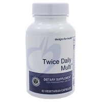 Twice Daily Multi by Designs for Health