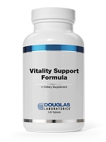 Vitality Support Formula by Douglas Labs - 120 Tablets