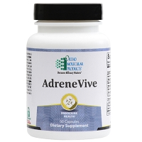 AdreneVive by Ortho Molecular Products 60 Capsules