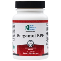 Bergamot BPF by Ortho Molecular Products 60 Capsules