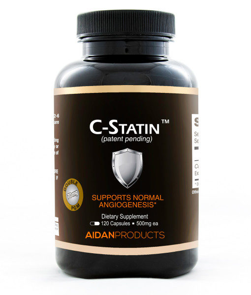 C-Statin by Aiden helps slow tumor growth