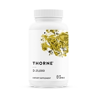 D-25,000 by Thorne Research 60 Capsules