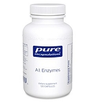 A.I. Enzymes by Pure Encapsulations 120 Capsules