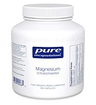 Magnesium (citrate/malate) by Pure Encapsulations 90 Capsules