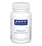 Selenium (selenomethionine) by Pure Encapsulations 60 Capsules