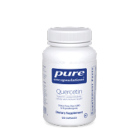 Quercetin 250 mg by Pure Encapsulations 120 VCapsules