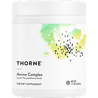 Amino Complex Lemon Flavored Amino Acids by Thorne - 8.1oz (231g)