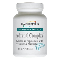 Adrenal Complex by Transformation Enzymes - 60 Capsules