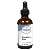 Adrenal Cortex by Professional Formulas - 2oz