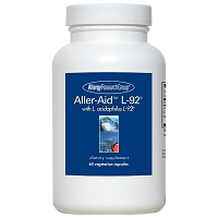 Aller-Aid L-92 by Allergy Research Group - 60 vegetarian capsules