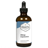 Allergy Liquesence 4oz by Professional Formulas