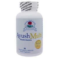 Ayush Multi by Ayush Herbs - 90 Capsules
