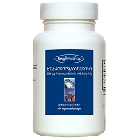B12 Adenosylcobalamin 3,000 mcg by Allergy Research Group - 60 vegetarian capsules