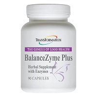 BalanceZyme Plus by Transformation Enzymes - 90 Capsules