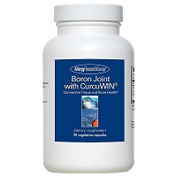 Boron Joint with CurcuWin by Allergy Research Group - 90 vegetarian capsules