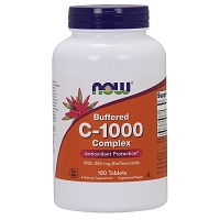Buffered C-1000 Complex by Now - 180 tablets