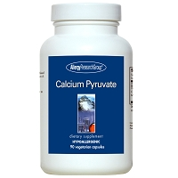 Calcium Pyruvate by Allergy Research Group - 90 vegetarian capsules