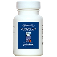 Coenzyme Q10, 50mg by Allergy Research Group - 75 Capsules