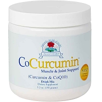 CoCurcumin Drink Mix by Ayush Herbs - 5.2 Ounce