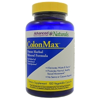 ColonMax by Advanced Naturals 100 capsules