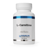 L-Carnitine 250 mg by Douglas Labs - 100 Capsules