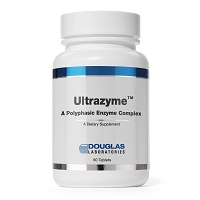 Ultrazyme by Douglas Labs 60 Tablets