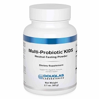 Multi Probiotic Kids by Douglas Labs -  2.1 oz Powder