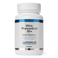 Ultra Preventive 50+ by Douglas Labs - 60 Tablets