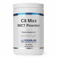 C8 Max MCT Powder by Douglas Labs 10.2oz