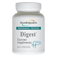 Digest by Transformation Enzymes - 60 Capsules