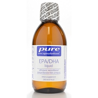 EPA/DHA liquid by Pure Encapsulations - Lemon - 200ml