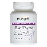 ExcellZyme by Transformation Enzymes - 60 Capsules