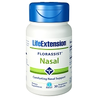 Florassist Nasal by Life Extension - 30 Capsules