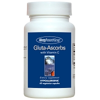 Gluta-Ascorbs 200 mg by Allergy Research Group - 60 vegetarian capsules
