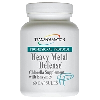 Heavy Metal Defense by Transformation Enzymes - 60 Capsules