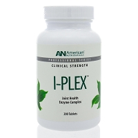 I-PLEX 400mg by American Nutriceuticals 200 tablets