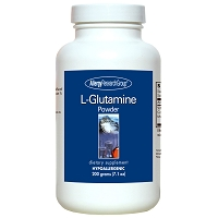 L-Glutamine Powder by Allergy Research Group - 200 grams