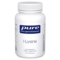 L-Lysine by Pure Encapsulations - 90 Capsules