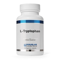 L-Tryptophan by Douglas Labs - 60 vegetarian capsules