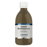 Liquid Multivitamin by Douglas Labs - 7.8 oz. (230ml)