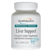 Liver Support by Transformation Enzymes - 60 Capsules